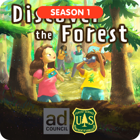 image for Discover the Forest - Season 1