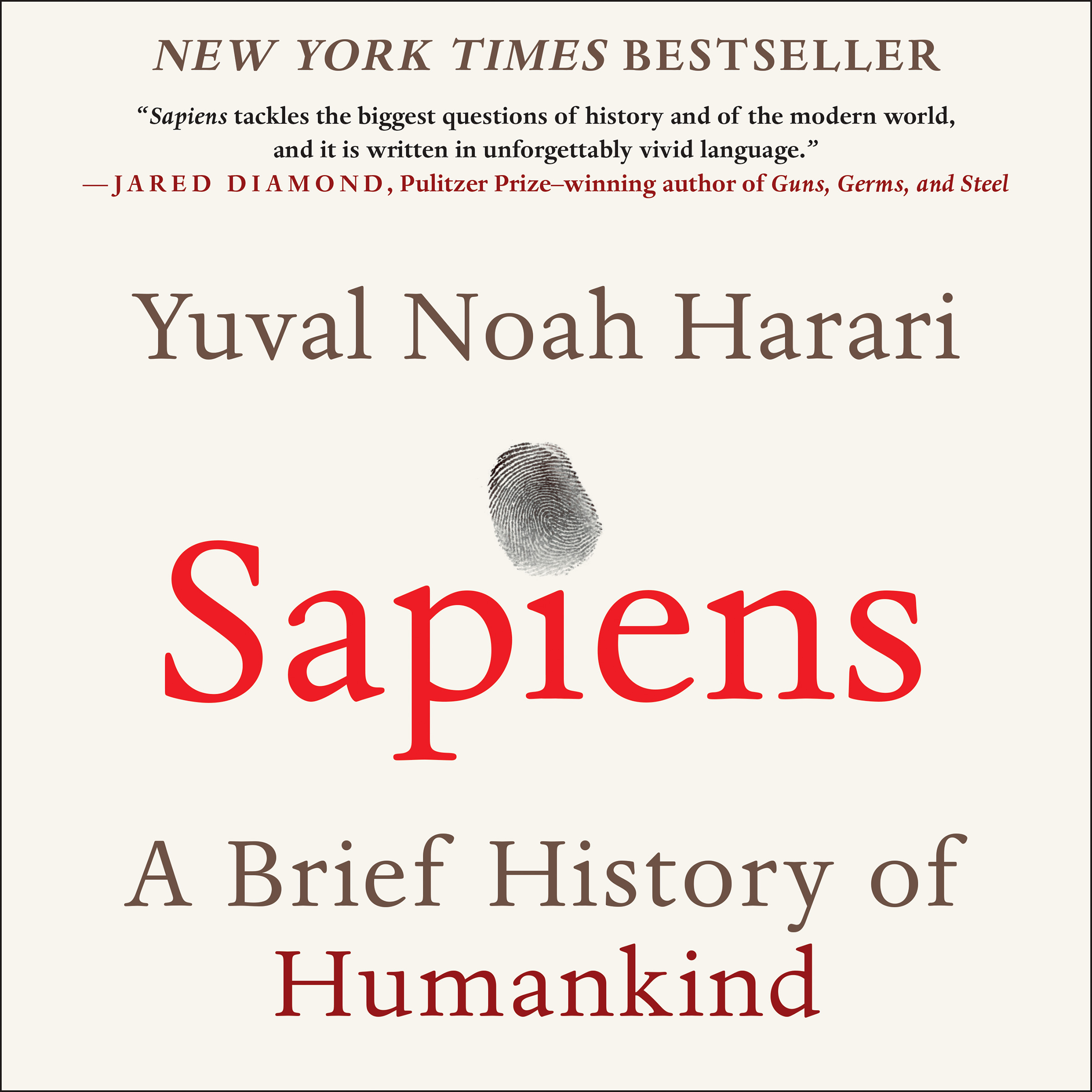 image for Sapiens: A Brief History of Mankind
