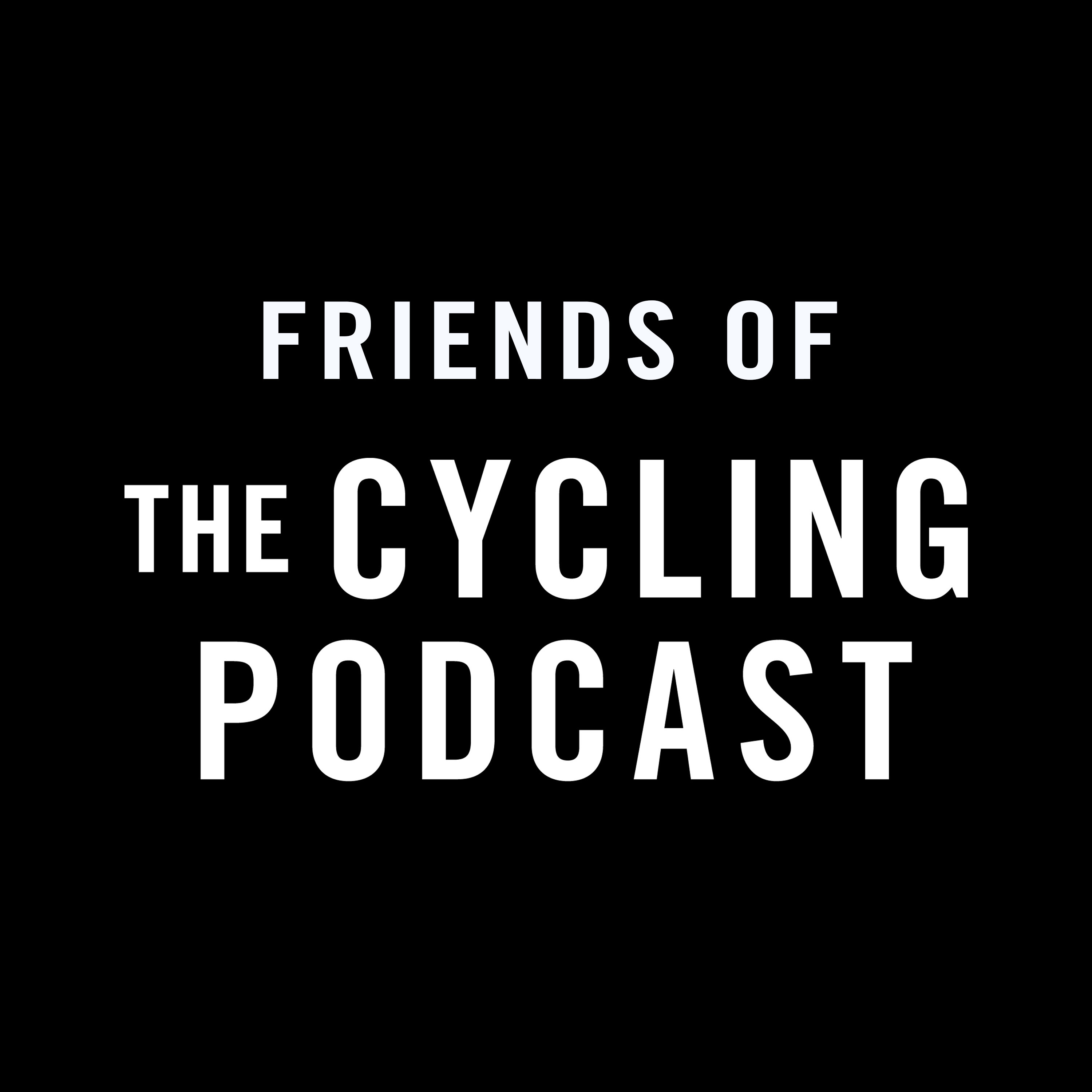 The Cycling Podcast logo