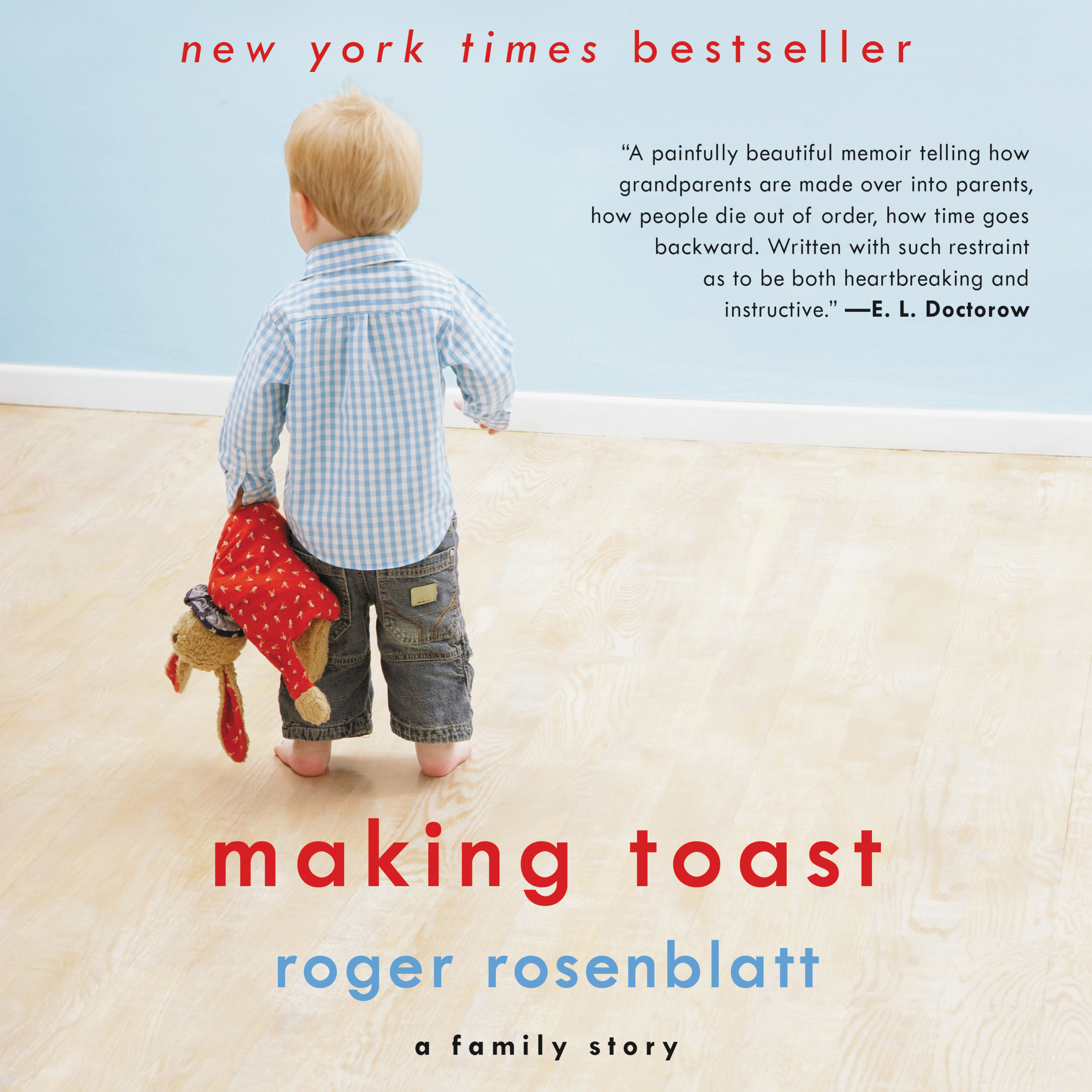 image for Making Toast: A Family Story
