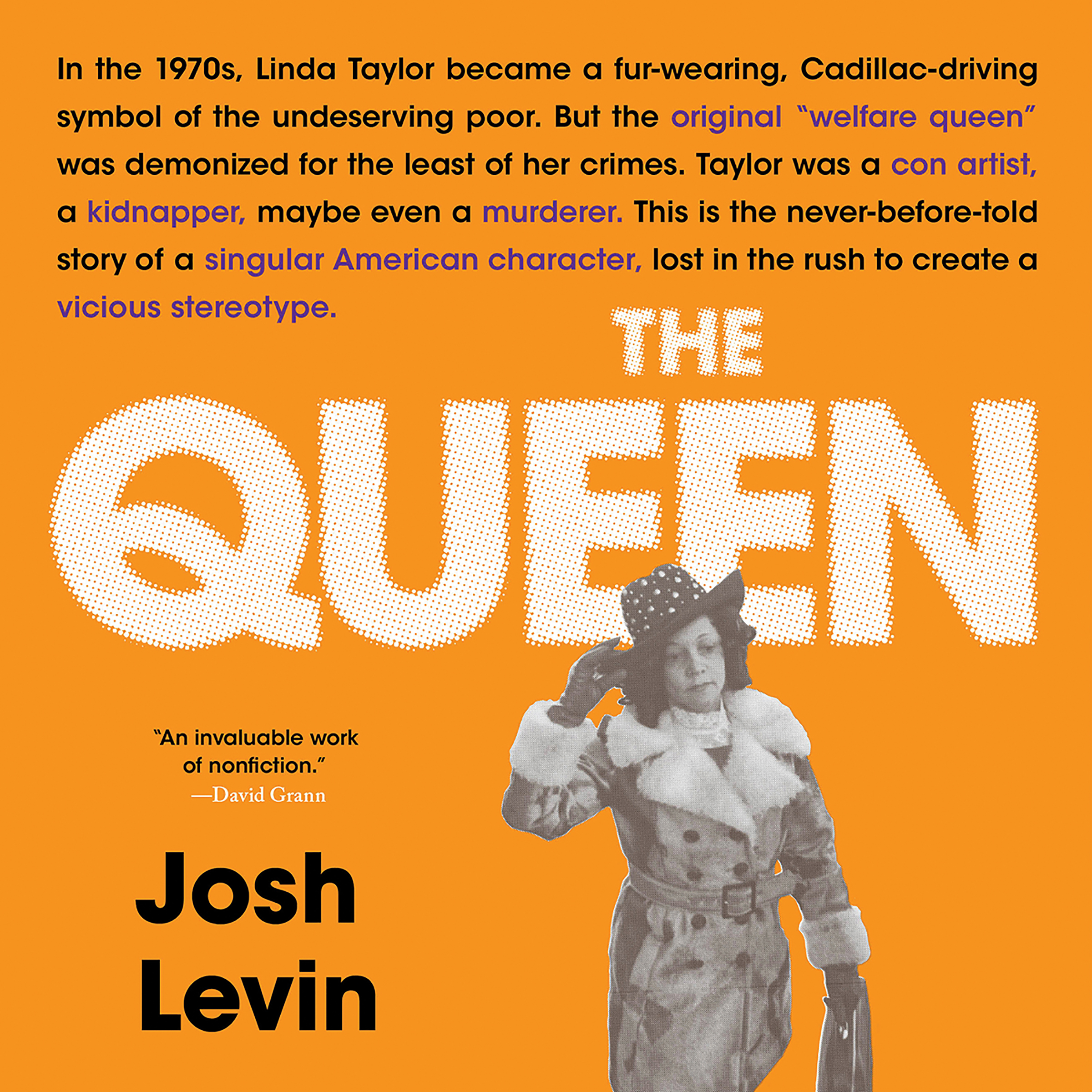 image for The Queen: The Forgotten Life Behind an American Myth