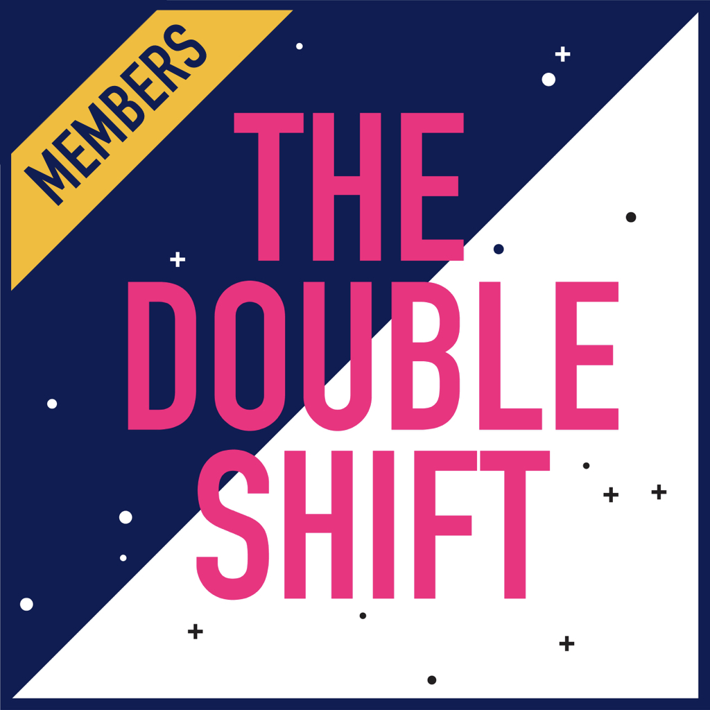 The Double Shift logo