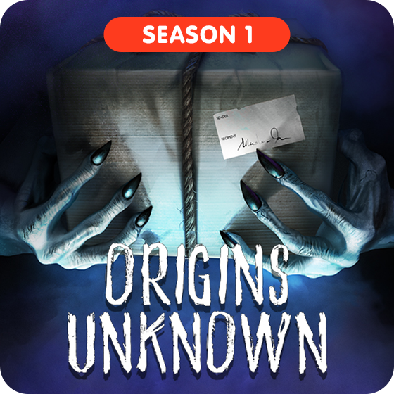 image for Origins Unknown - Season 1